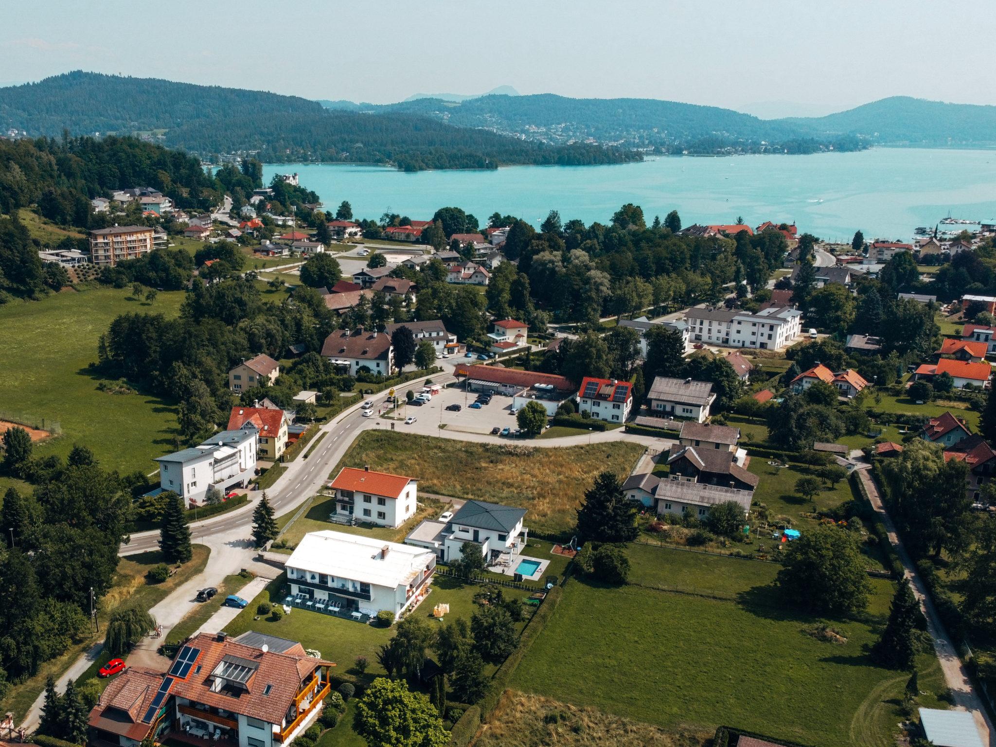 Luftbild Haus Claudia Reifnitz